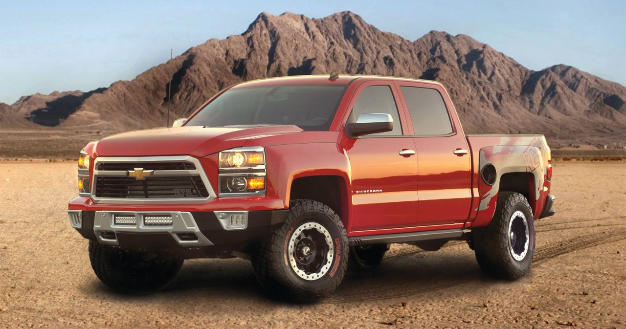 2014 Chevrolet Reaper Unveiled, Looks Ready to Take on ...