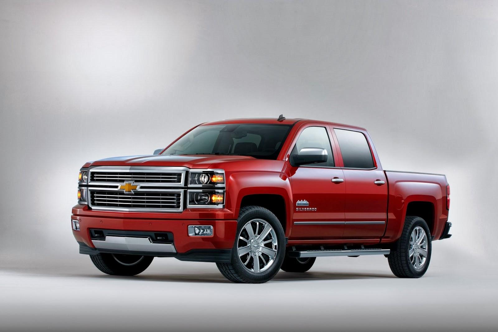 2014 Chevrolet Silverado High Country Starts at $45,100 ...