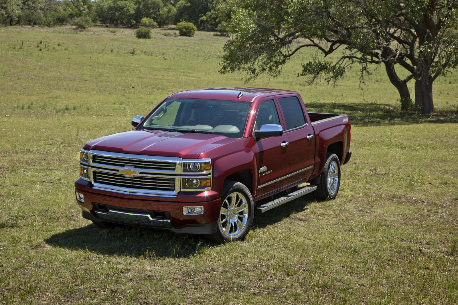 2014 chevrolet silverado high country unveiled autoevolution. Black Bedroom Furniture Sets. Home Design Ideas