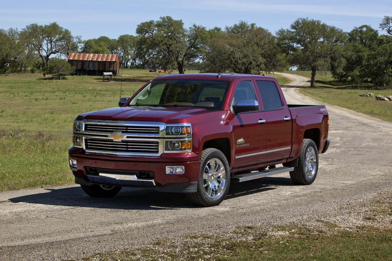 Worksheet. 2014 Chevrolet Silverado High Country Unveiled  autoevolution