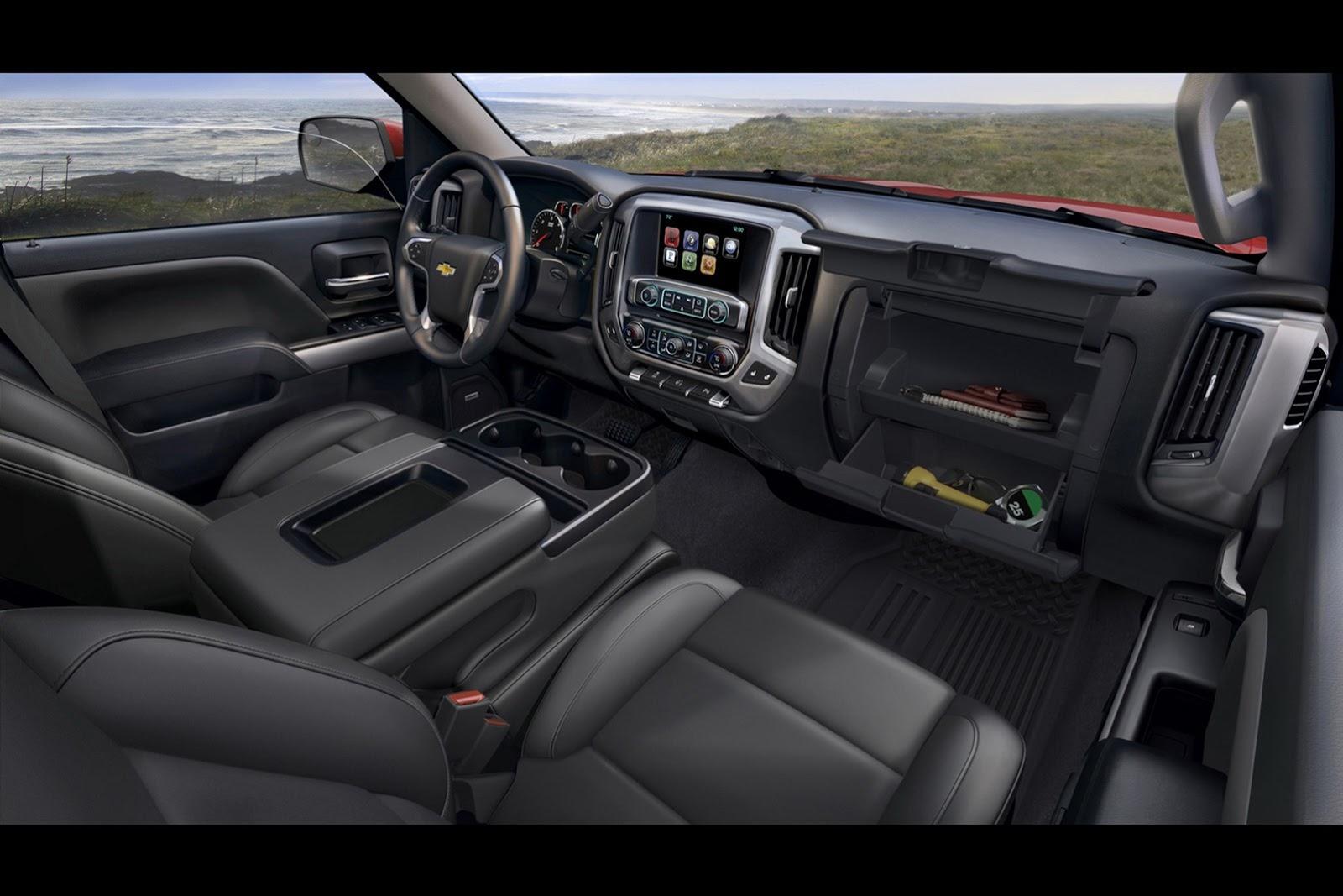 2014 Chevrolet Silverado Pricing and Specs Announced  autoevolution