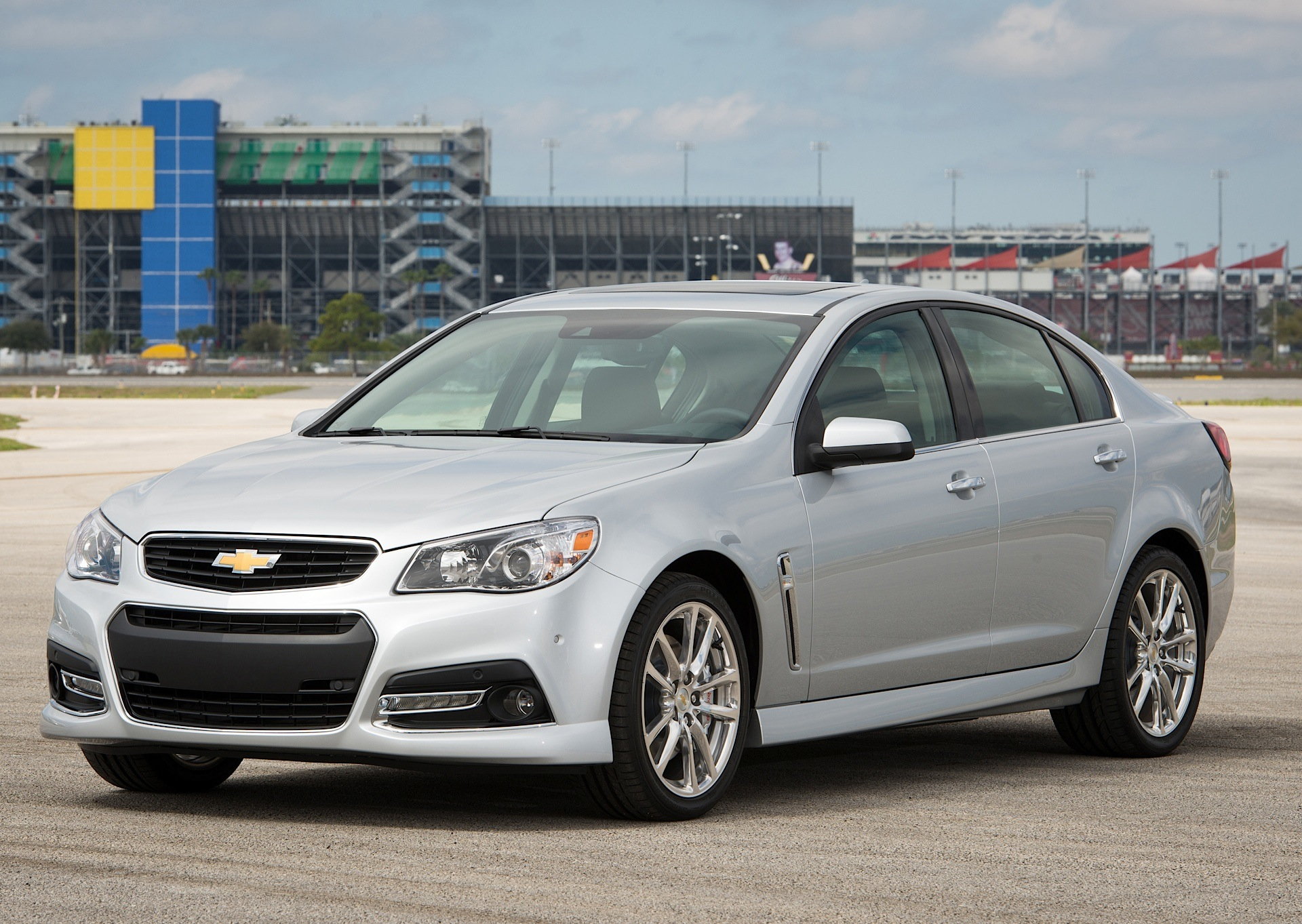 2014 chevrolet ss officially revealed