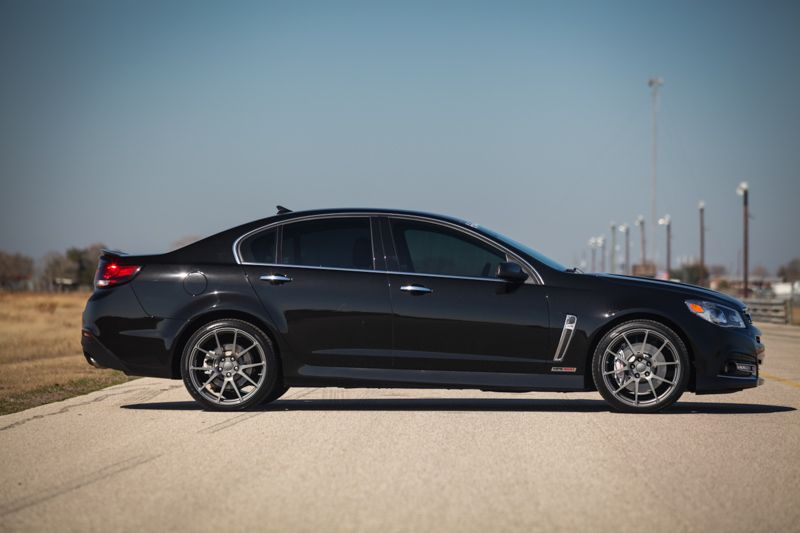 2014 Chevrolet Ss Supercharged By Hennessey Performance