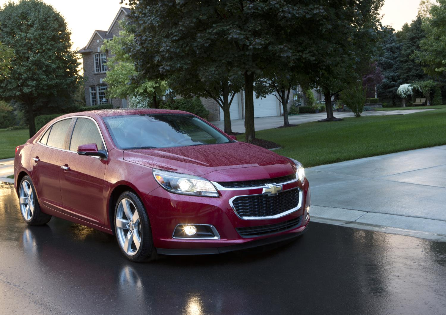 Malibu 2014 chevrolet malibu ltz : 2014 Chevrolet Malibu Development Helped by 3D Printing ...