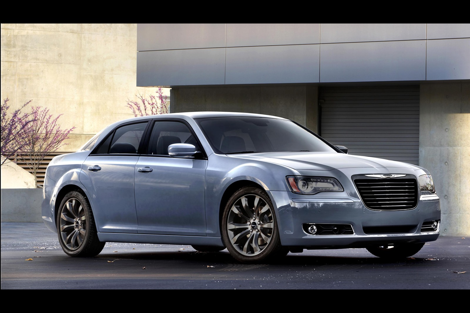 """New 300 Chrysler 2016 >> 2014 Chrysler 300S Revealed with Updated """"Blacked Out"""" Look, New Interior Color - autoevolution"""