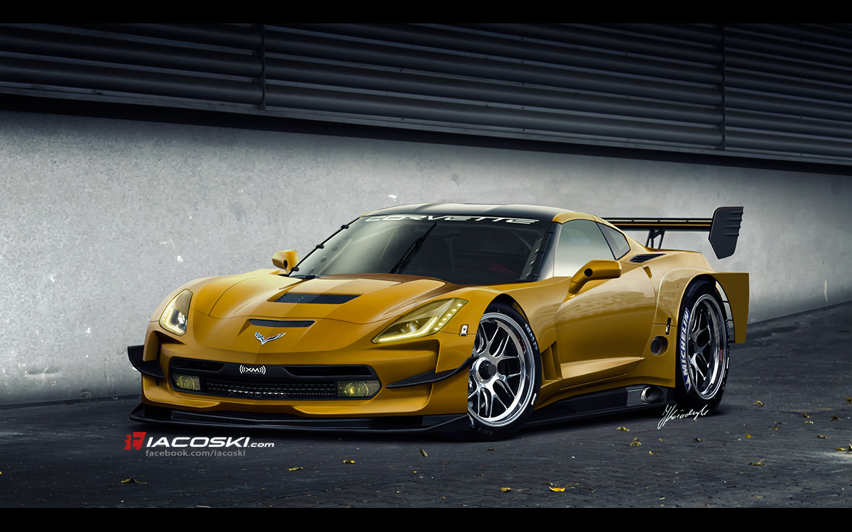 description and details 2014 corvette c7r from story 2014 corvette