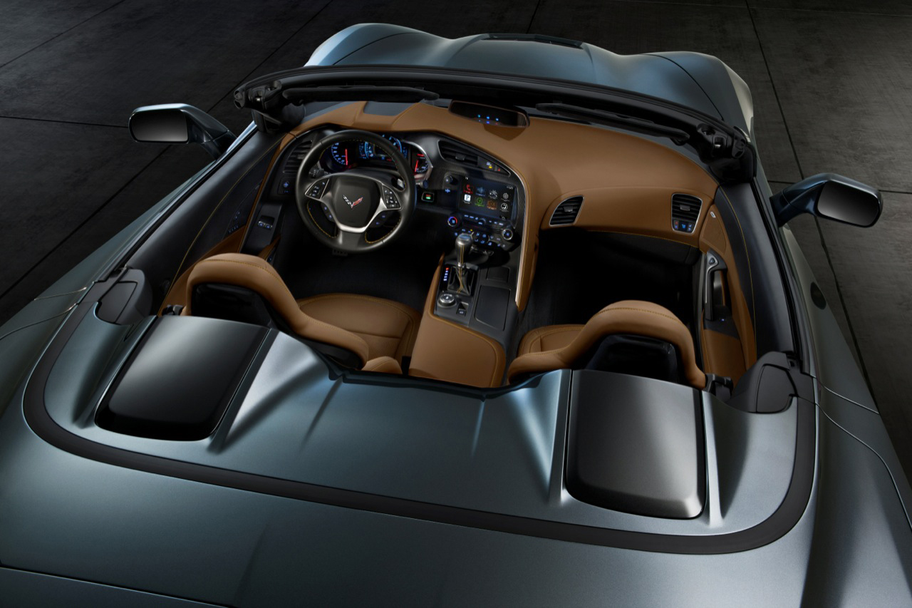 2014 Corvette Stingray Convertible