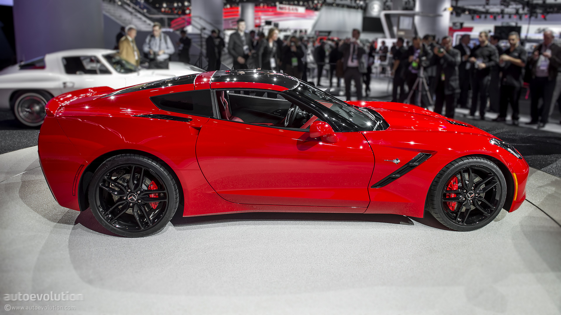 2014 Corvette Stingray Official HP, Torque Figures ...