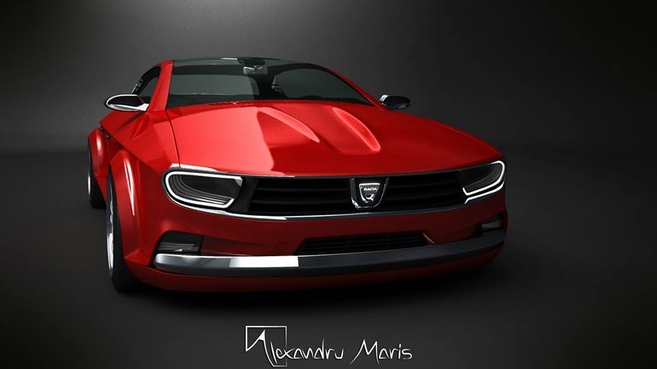 2014 Dacia 1300 Concept Just For Giggles Autoevolution