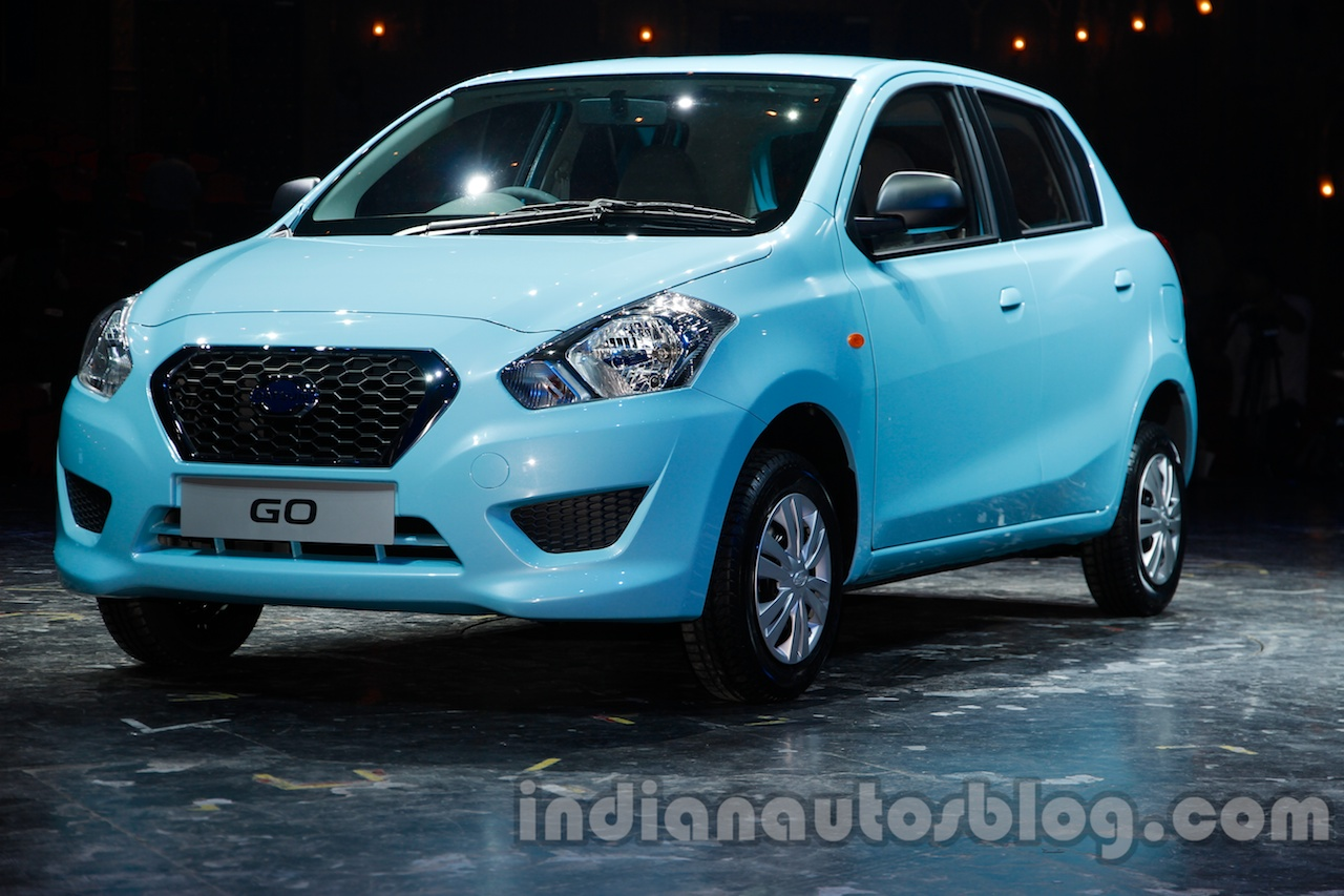 2014 Datsun GO: Live Photos from India, Videos and More ...