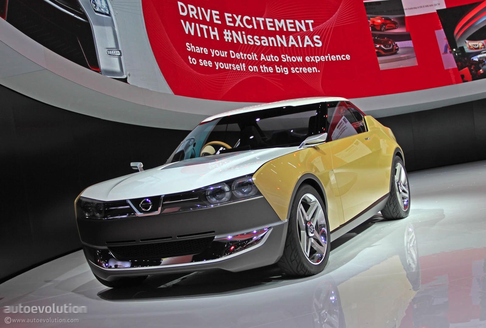 Nissan IDx Freeflow Live Photos - photo gallery