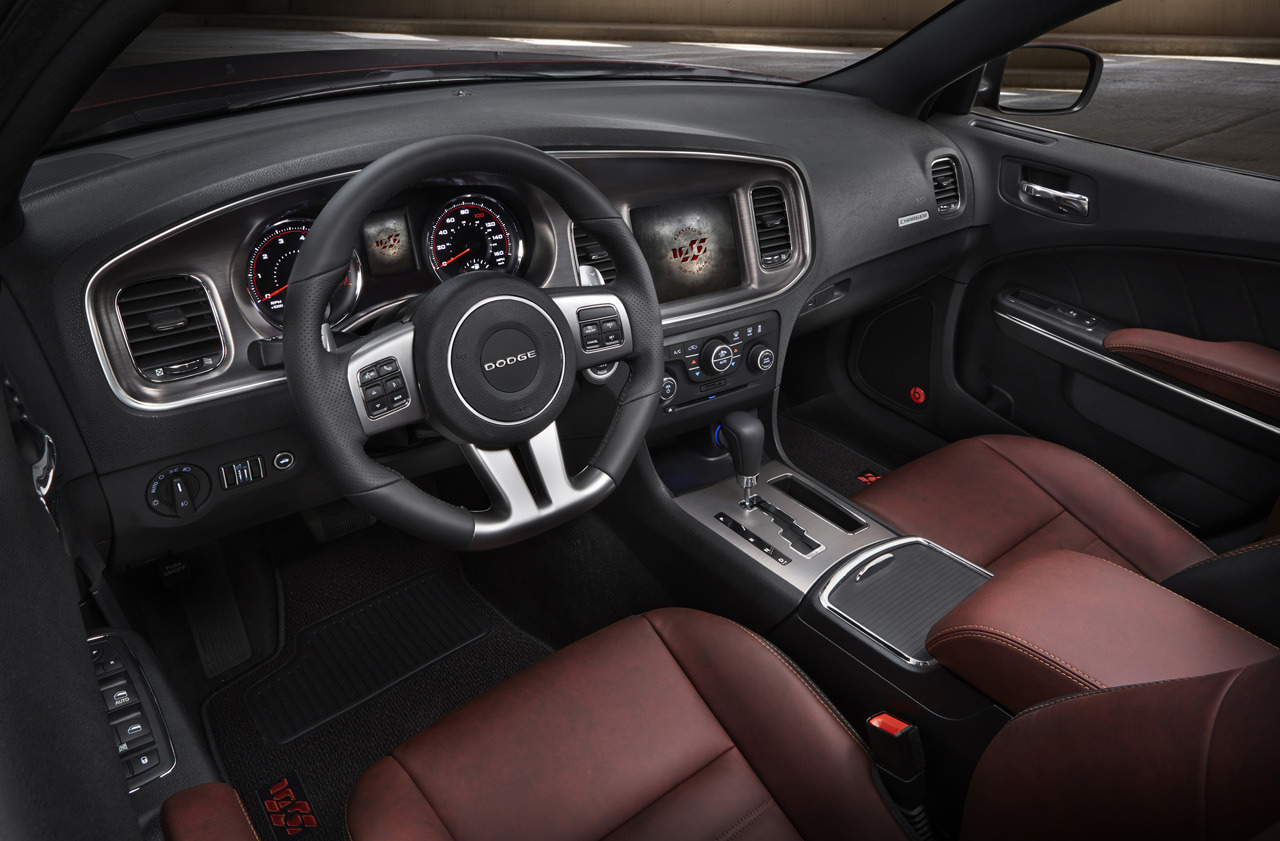 2014 Dodge Charger 100th Anniversary Edition Announced