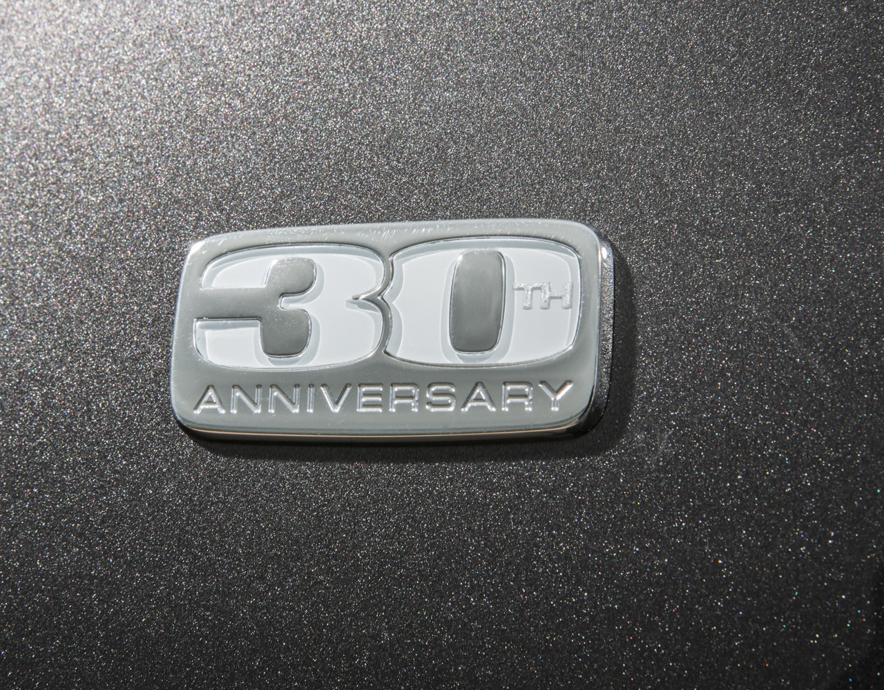 2014 Dodge Grand Caravan 30th Anniversary Edition Unveiled