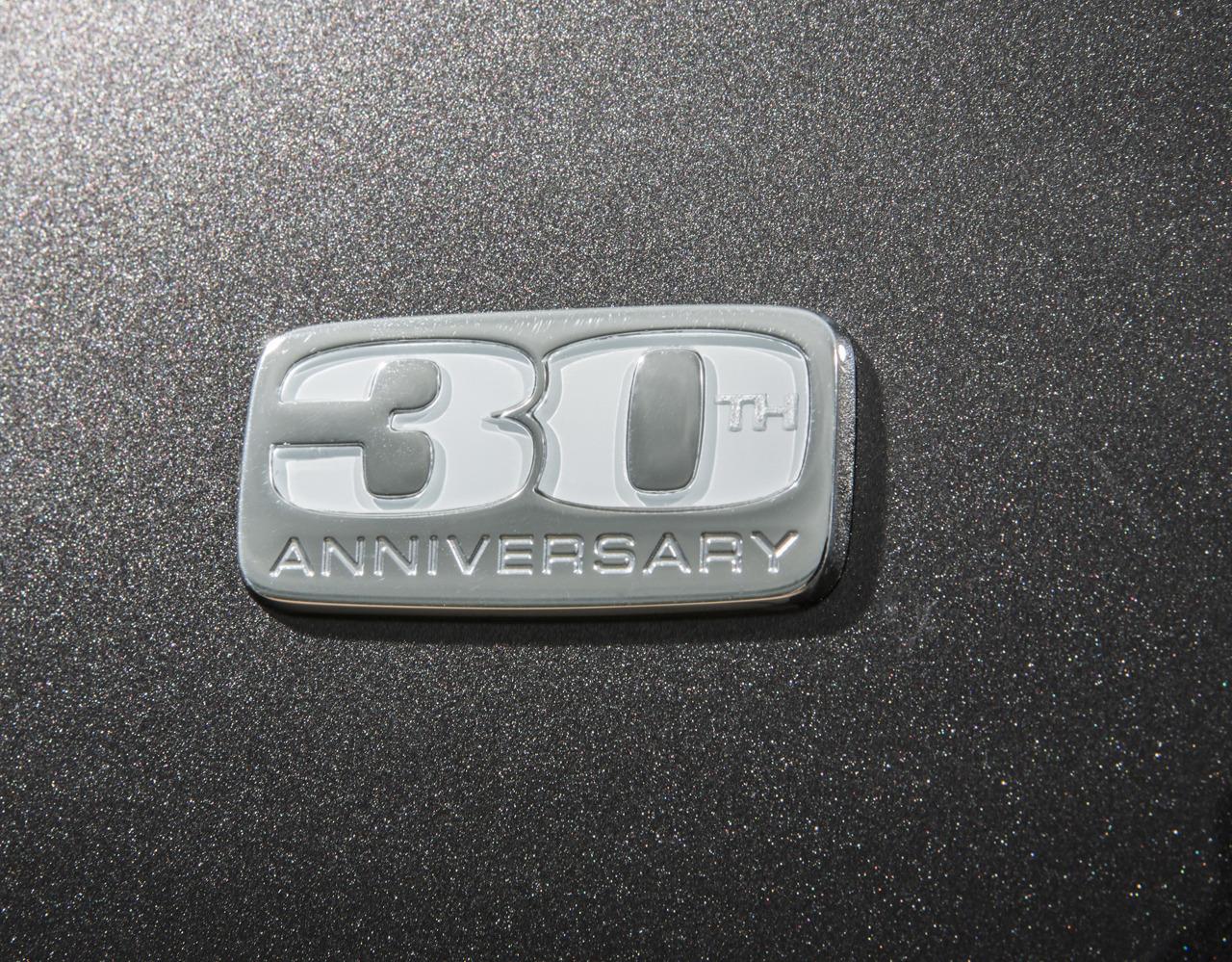 2014 Dodge Grand Caravan 30th Anniversary Edition Unveiled