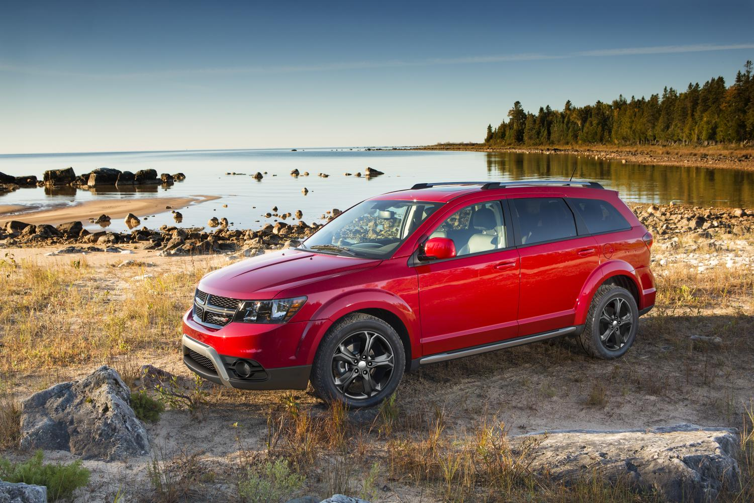 Dodge Journey Crossroad >> 2014 Dodge Journey Crossroad Unveiled Ahead of Chicago Debut - autoevolution