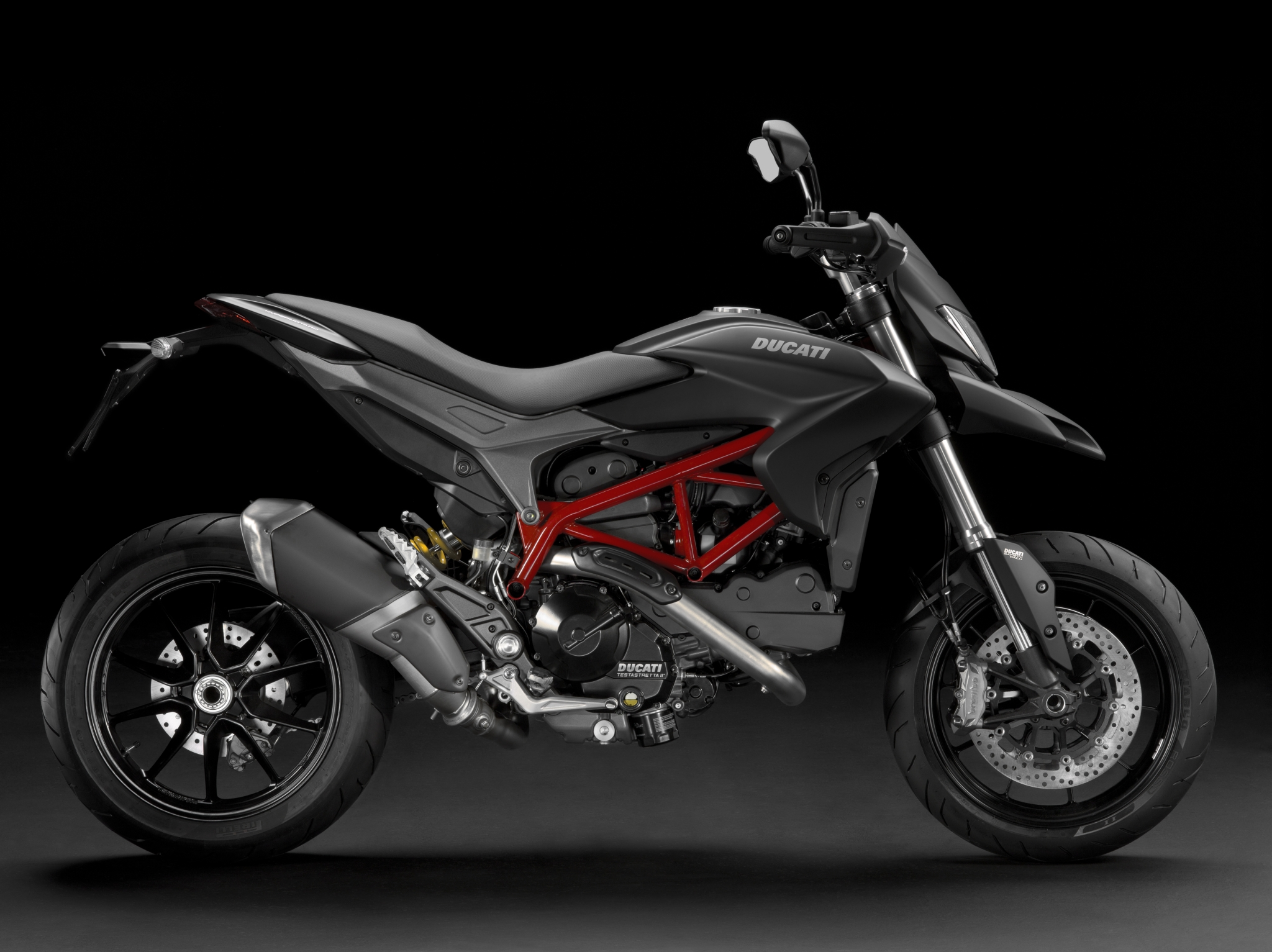 2014 Ducati Hypermotard License To Thrill Autoevolution