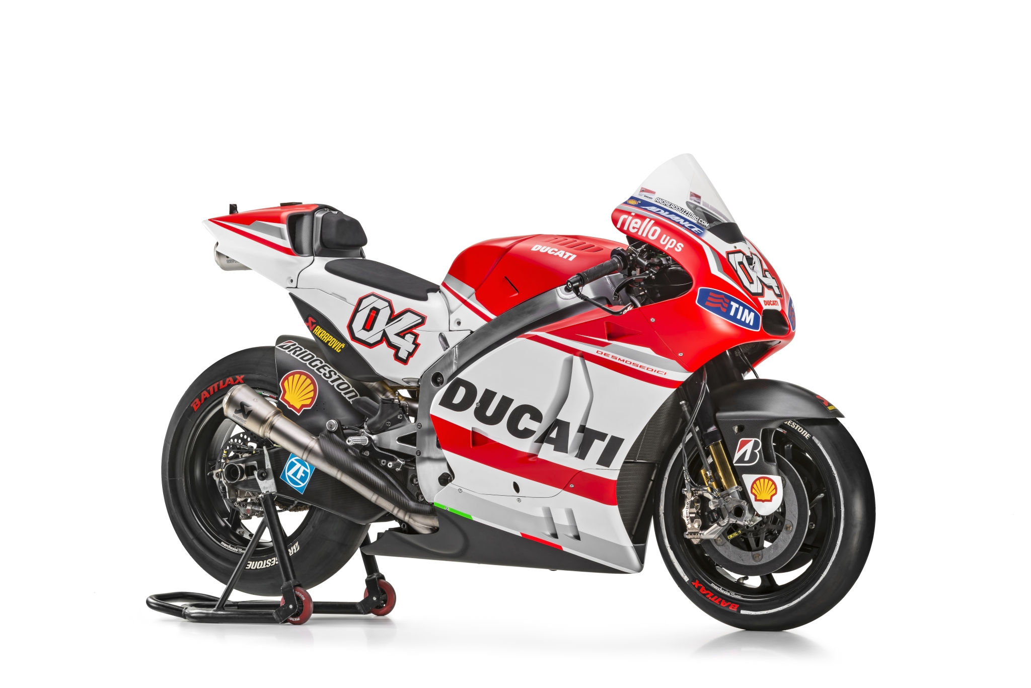 2014 Ducati MotoGP Bikes in Sizzling Hot Pictorial - autoevolution