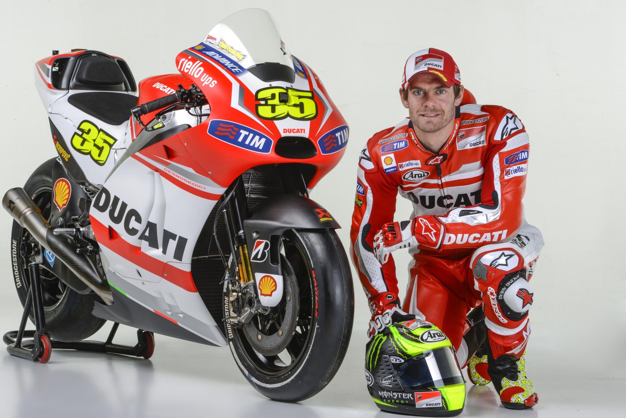 2014 Ducati MotoGP Bikes in Sizzling Hot Pictorial - autoevolution