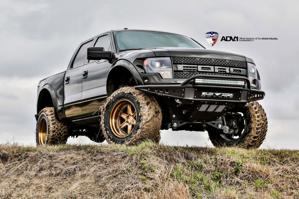 2014 ford f 150 raptor on adv 1 wheels autoevolution. Cars Review. Best American Auto & Cars Review