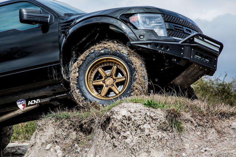 Used Ford Raptor >> 2014 Ford F-150 Raptor on ADV.1 Wheels - autoevolution
