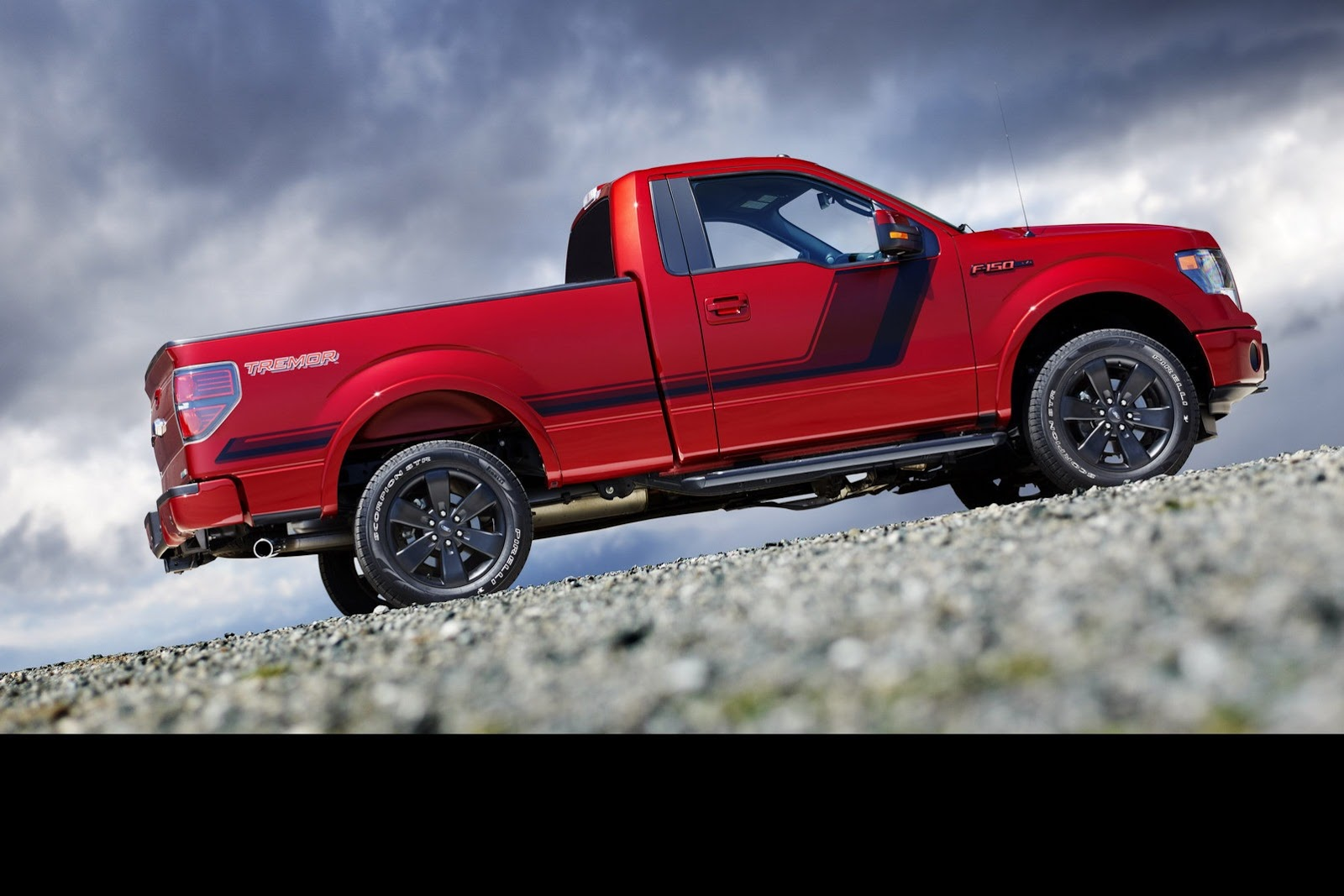 2014 Ford F-150 Tremor Revealed [Photo Gallery]