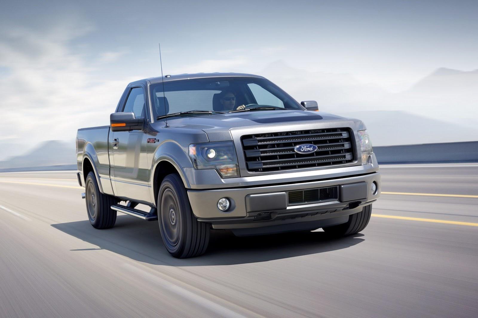 F 150 Tremor >> 2014 Ford F-150 Tremor Revealed - autoevolution