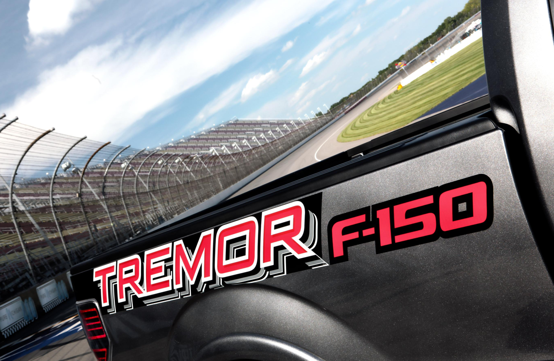 2014 ford f 150 tremor nascar pace car