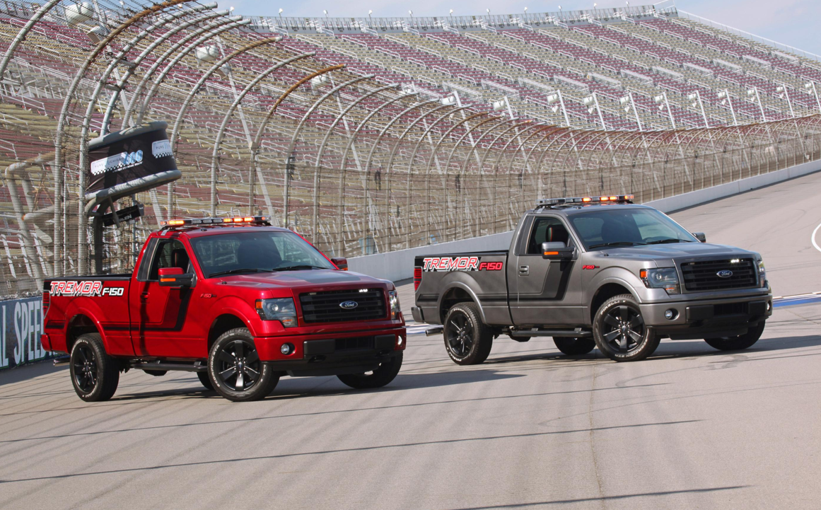 2014 Ford F 150 Tremor To Pace Nascar Trucks Race In