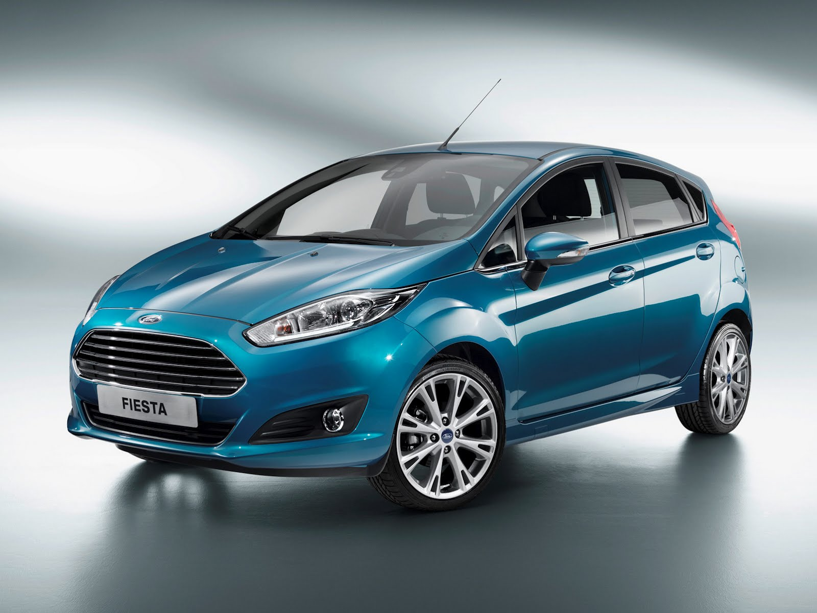 2013 Ford Fiesta Facelift ... & New Ford Fiesta Makes Video Debut - autoevolution markmcfarlin.com