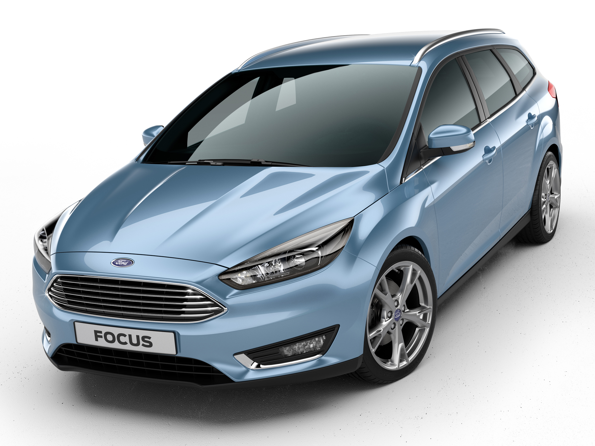 2014 ford focus estate touring leaked photos show new interior and redesigned grille. Black Bedroom Furniture Sets. Home Design Ideas