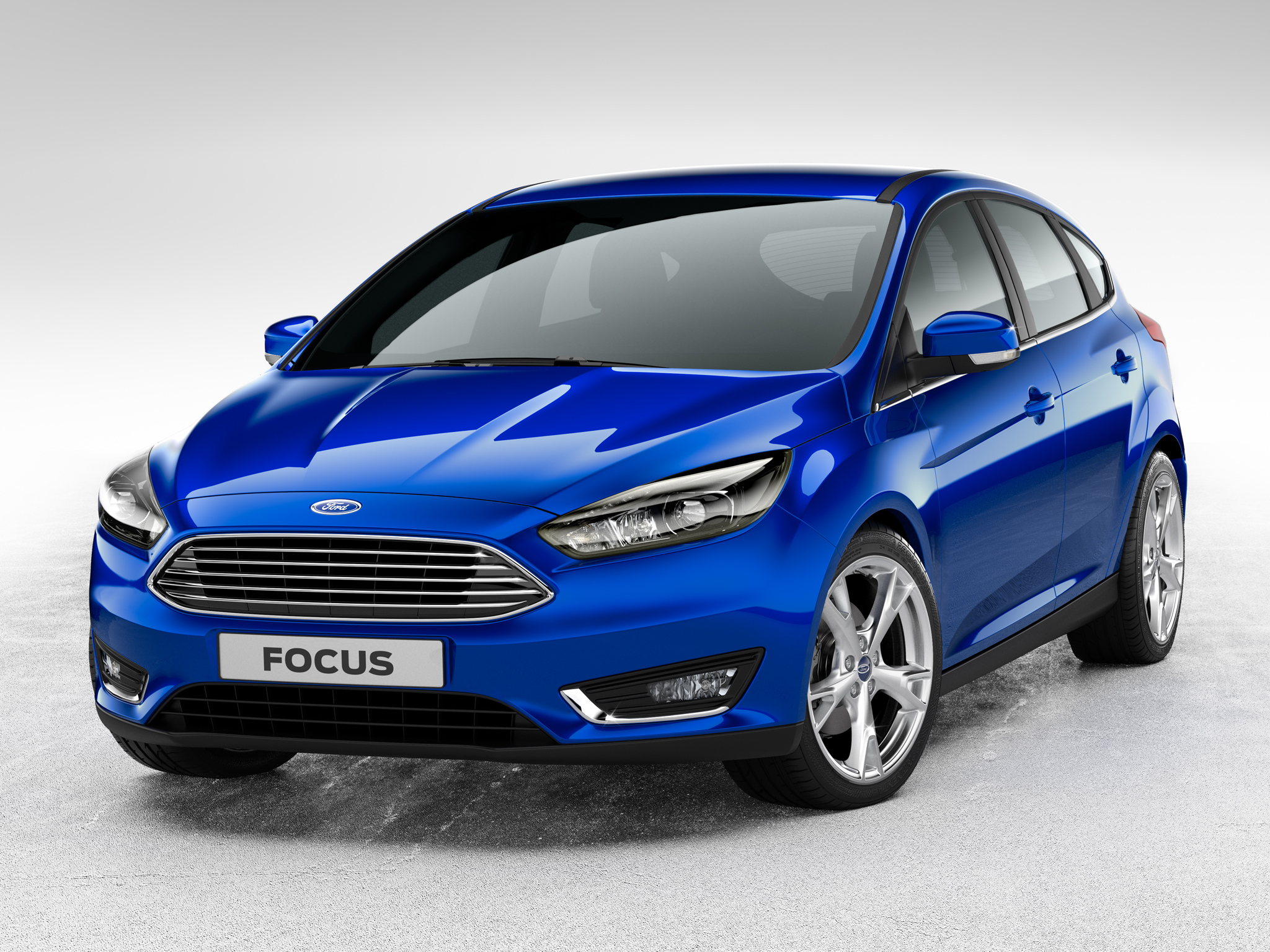 2014 ford focus facelift hatchback first official photos. Black Bedroom Furniture Sets. Home Design Ideas