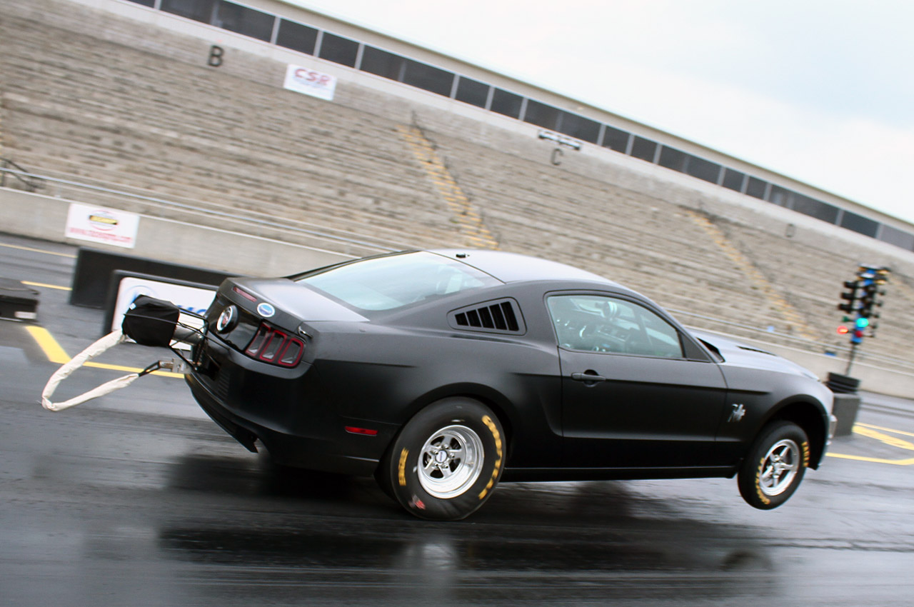 ford mustang cobra jet from story 2014 ford mustang cobra jet tested