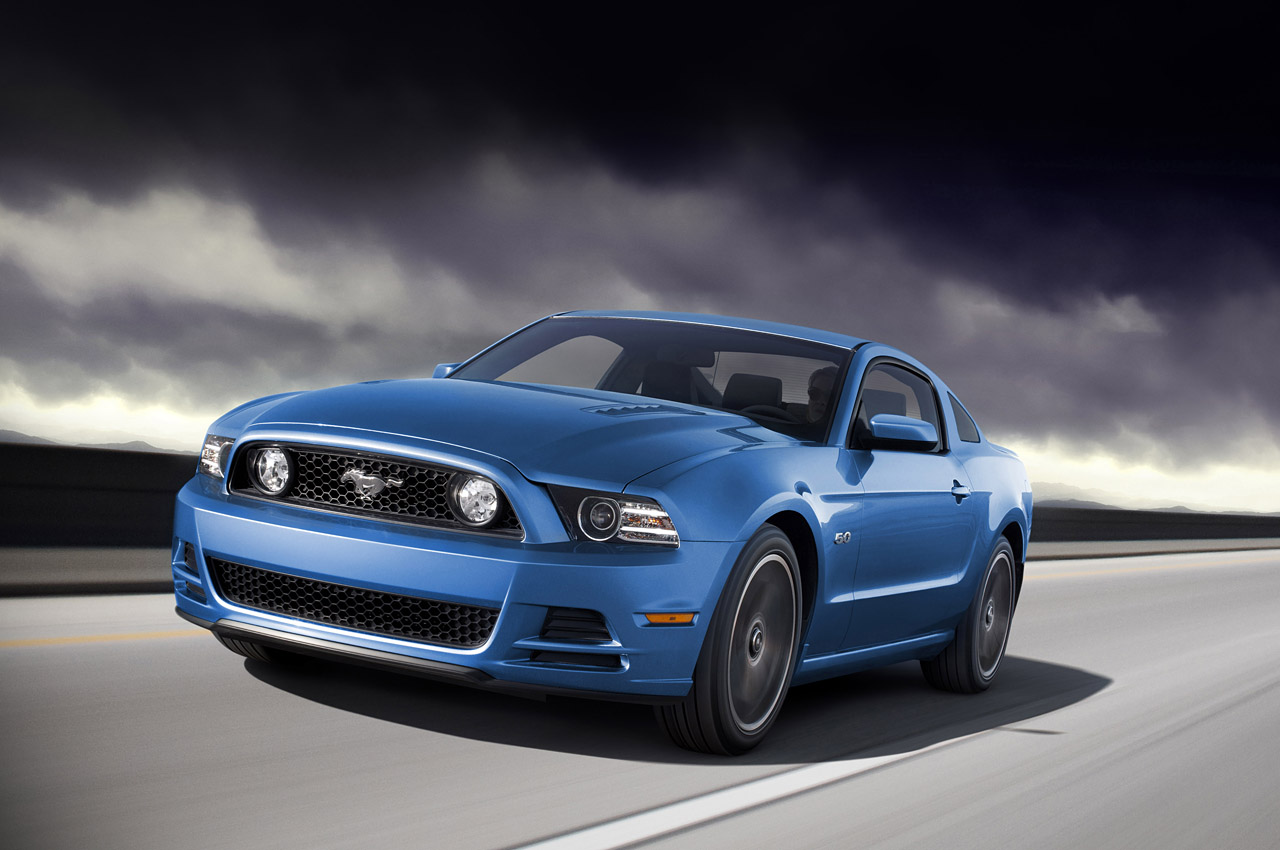 2014 Ford Mustang Shelby Gt500 New Photos Released