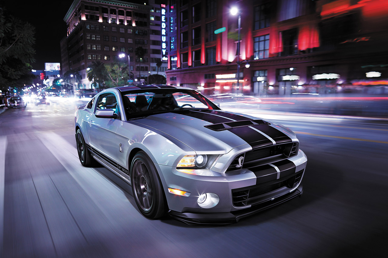 2014 ford mustang shelby gt500 new photos released photo gallery autoevolution. Black Bedroom Furniture Sets. Home Design Ideas