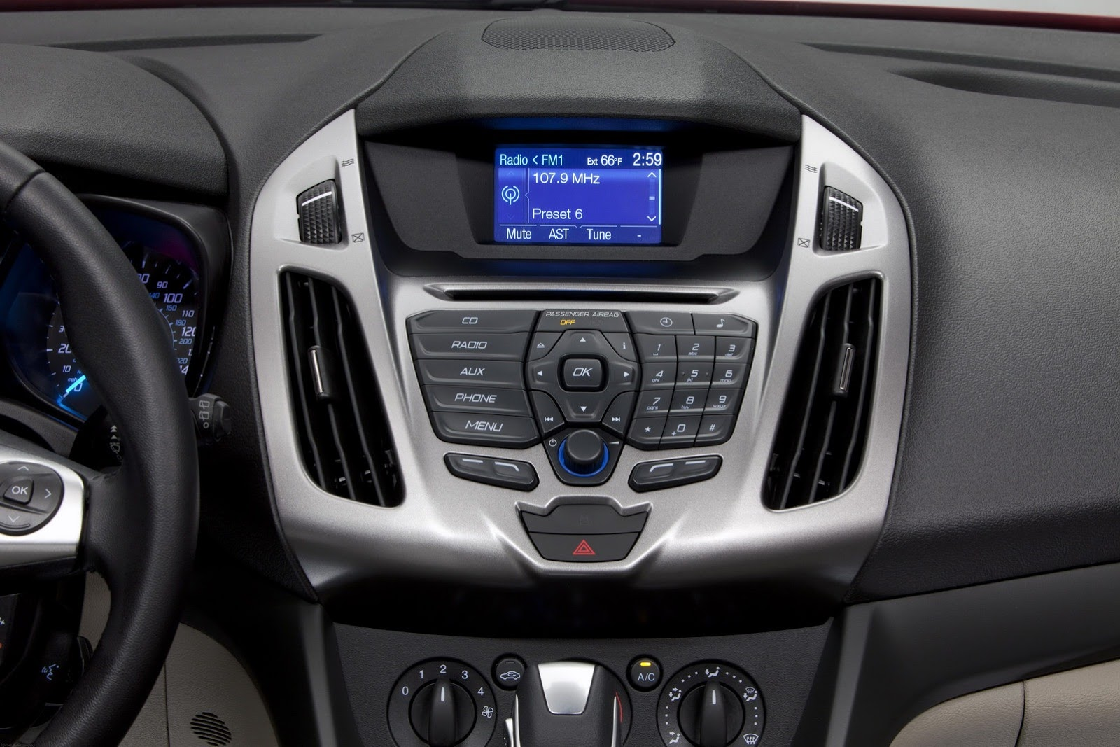 Ford Transit Wagon >> 2014 Ford Transit Connect Wagon Unveiled in LA [Video] - autoevolution
