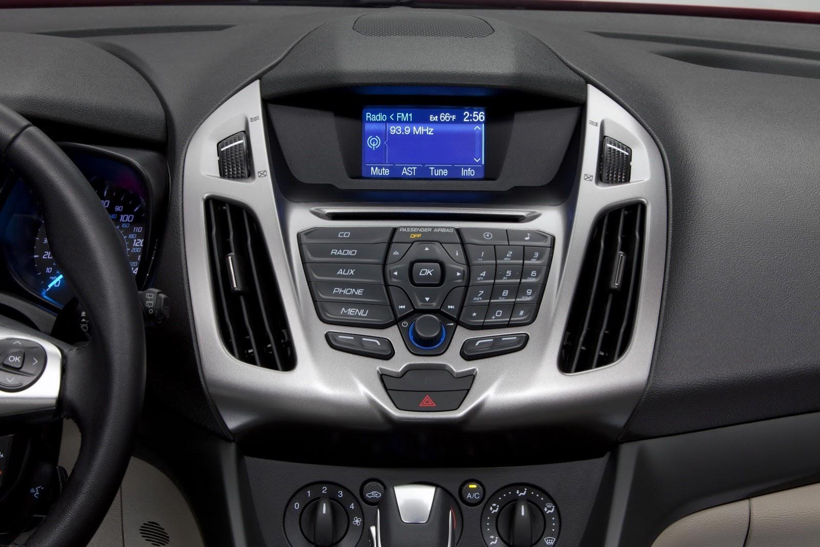 2014 ford transit connect wagon unveiled in la video autoevolution