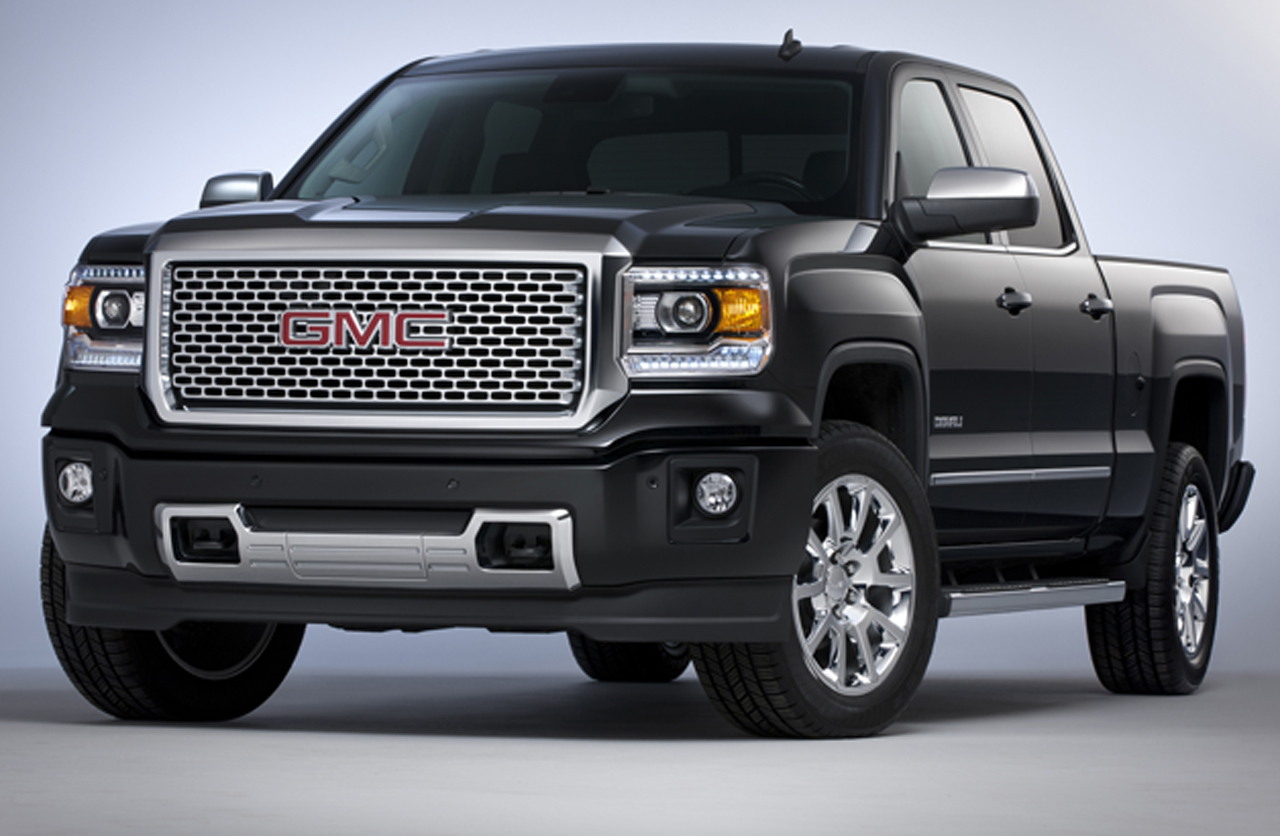 2014 gmc sierra denali revealed autoevolution. Black Bedroom Furniture Sets. Home Design Ideas