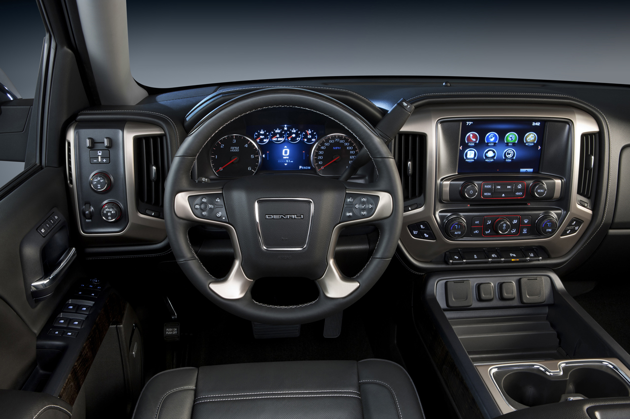 2014 GMC Sierra Denali Revealed - autoevolution