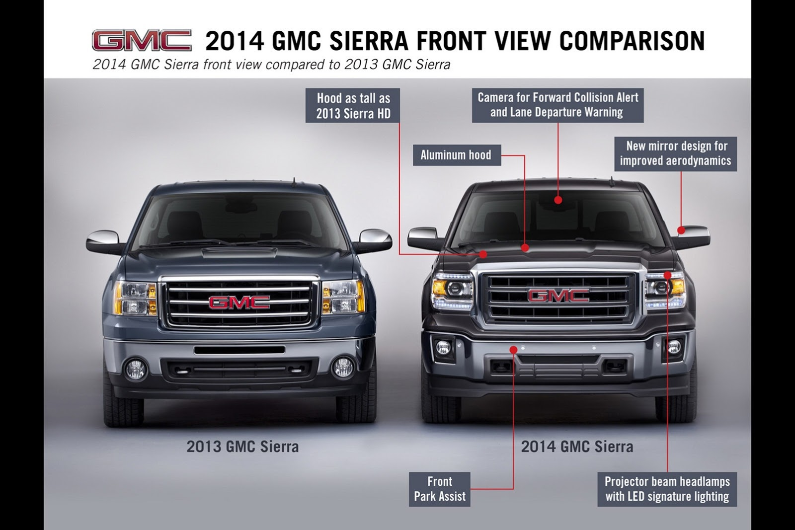 photo description and details 2014 gmc sierra from story 2014 gmc
