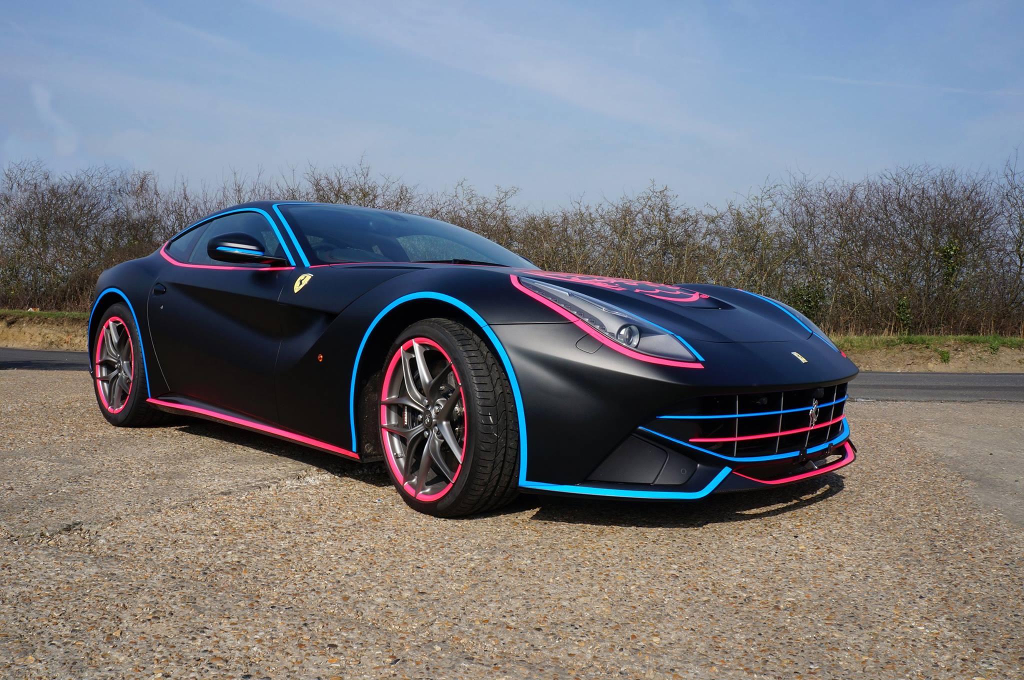 2014 Gumball 3000 Rally Wrap: Ferrari F12 Gets Miami Vice ...