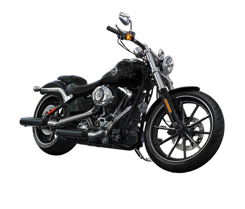 Bmw Xdrive Meaning: 2014 Harley-Davidson Breakout Is Full Of Mean Attitude