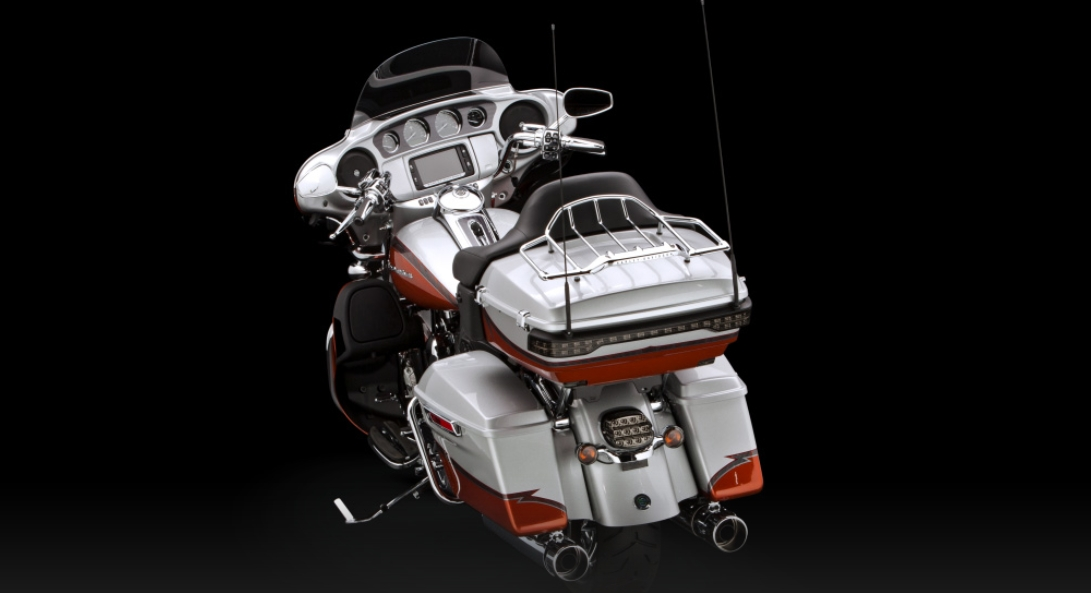 2014 Harley Davidson Cvo Limited Is Not Cheap At All
