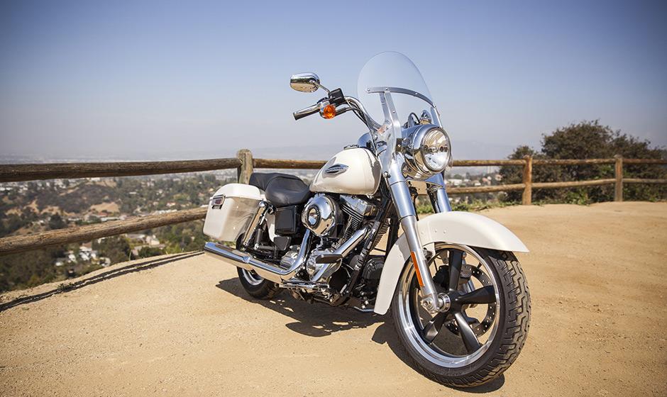 2014 Harley Davidson Dyna Switchback Fld Is All American Bike Heritage Autoevolution