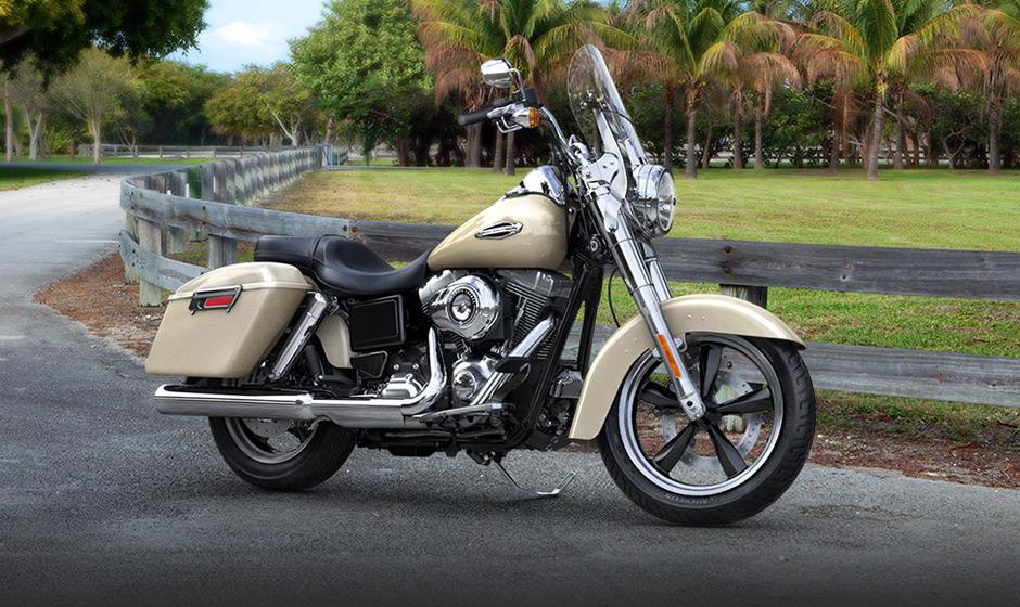 2014 Harley-Davidson Dyna Switchback FLD Is All American Bike Heritage - autoevolution
