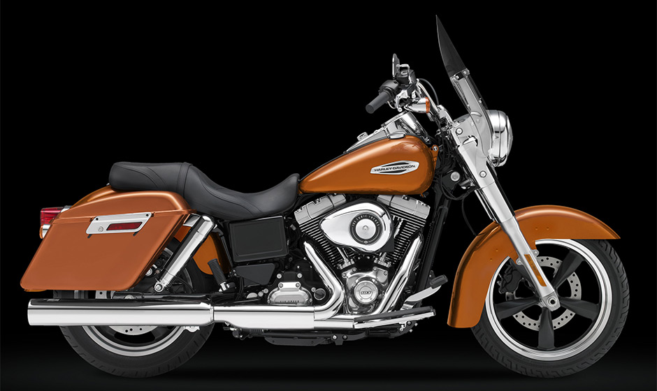 2014 Harley Davidson Dyna Switchback Fld Is All American
