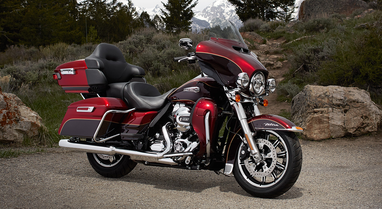 2014 harley davidson electra glide ultra classic explicit pictures autoevolution