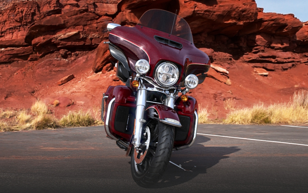 2014 Harley-Davidson Electra Glide Ultra Classic Explicit Pictures - autoevolution