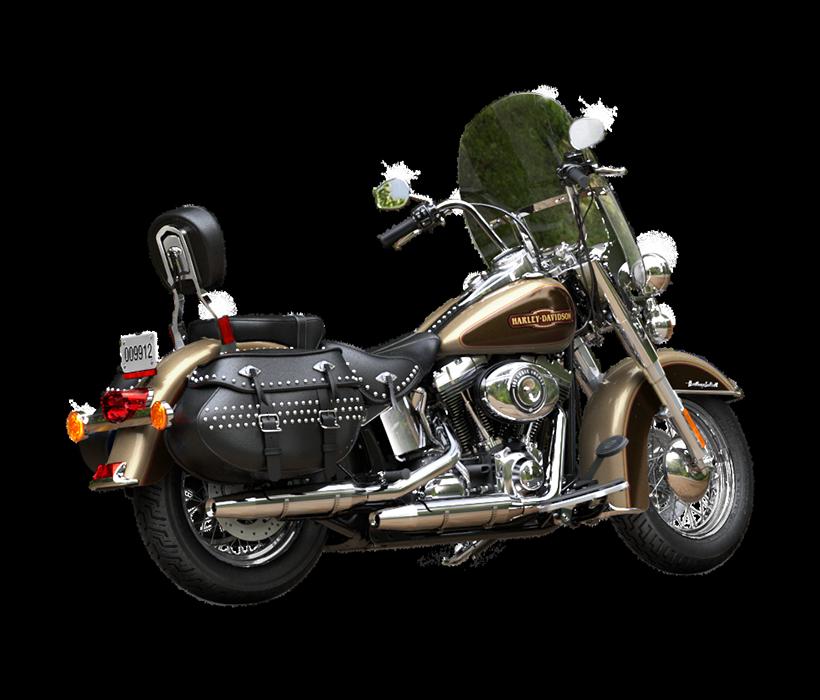 Harley Davidson Heritage Softail Classic Loan