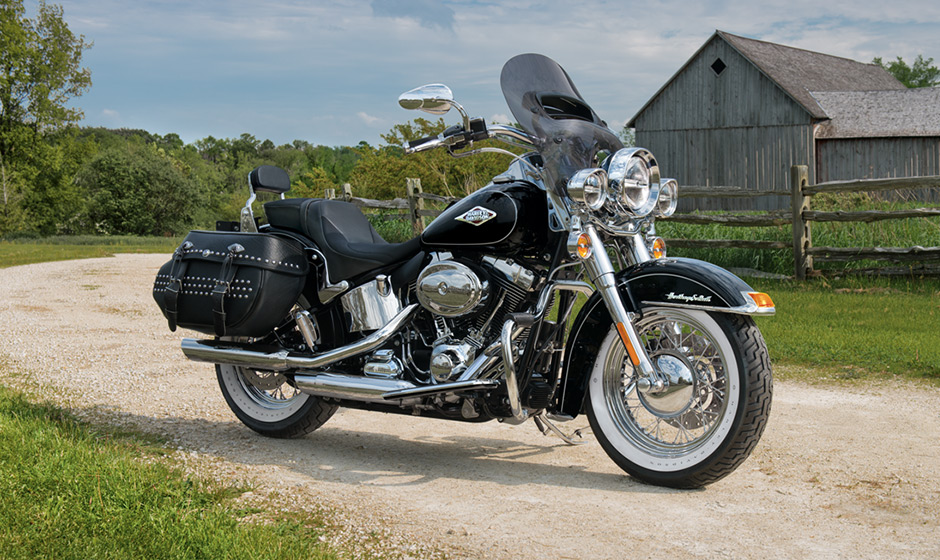 2014 harley davidson heritage softail classic is here. Black Bedroom Furniture Sets. Home Design Ideas