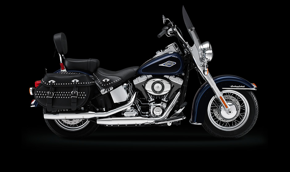 2014 Harley Davidson Heritage Softail Classic Is Here